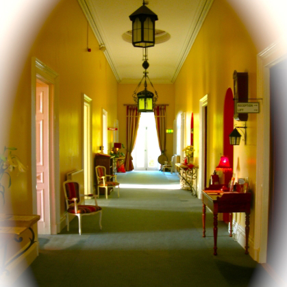 Ennismore Retreat Centre corridor